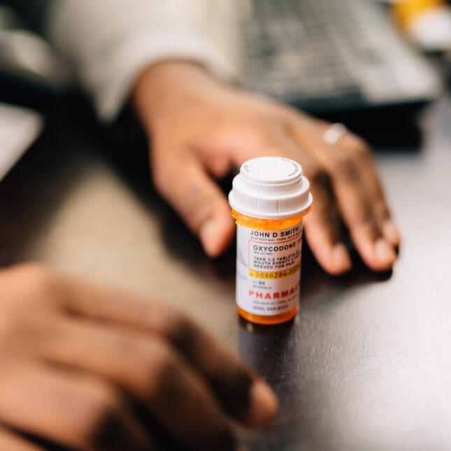 oxycodone prescription