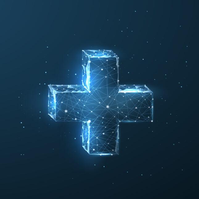 ai medical cross