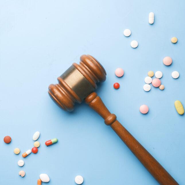 gavel pill patent