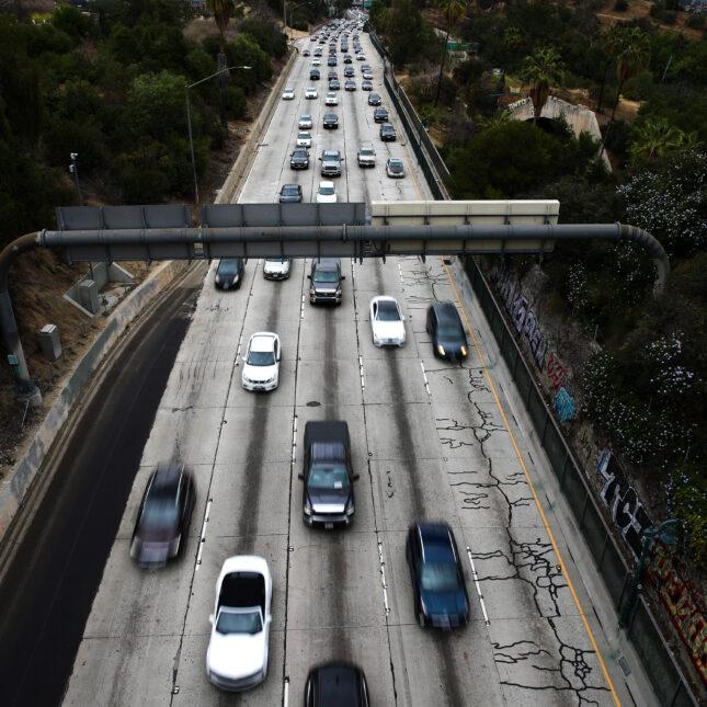 110 freeway