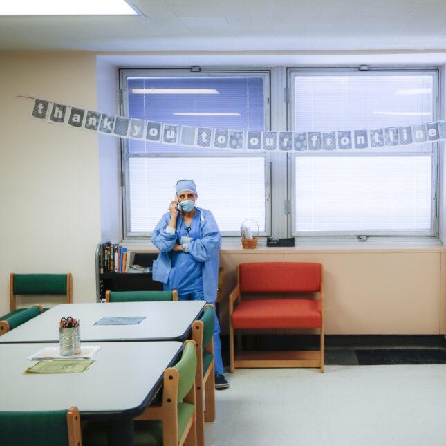Healing Health Workers