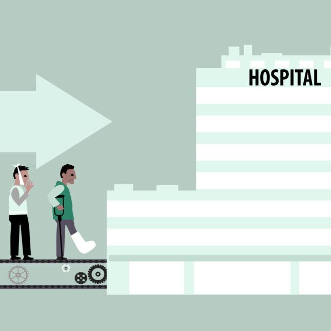 hospital patient data
