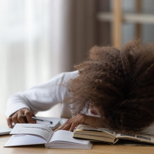 student burnout