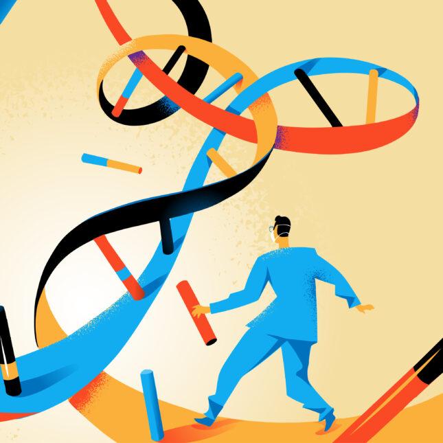 genome editing illo