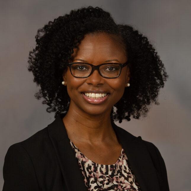 Dr. April Carson