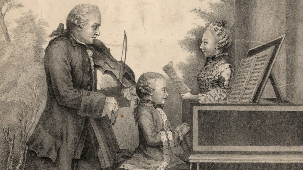 New study revives a Mozart sonata as a potential epilepsy therapy - STAT