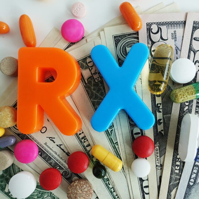 Rx magnets and money